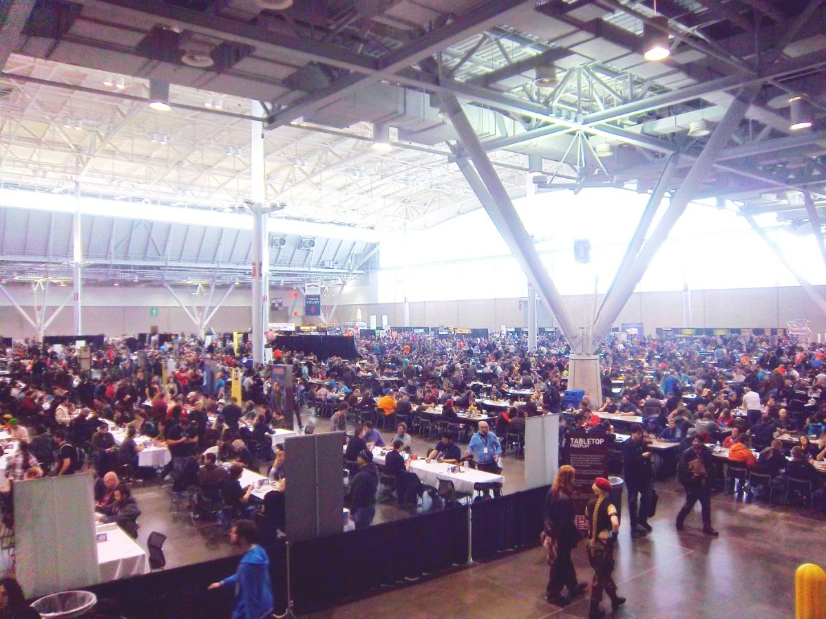 PAX Card Tournament