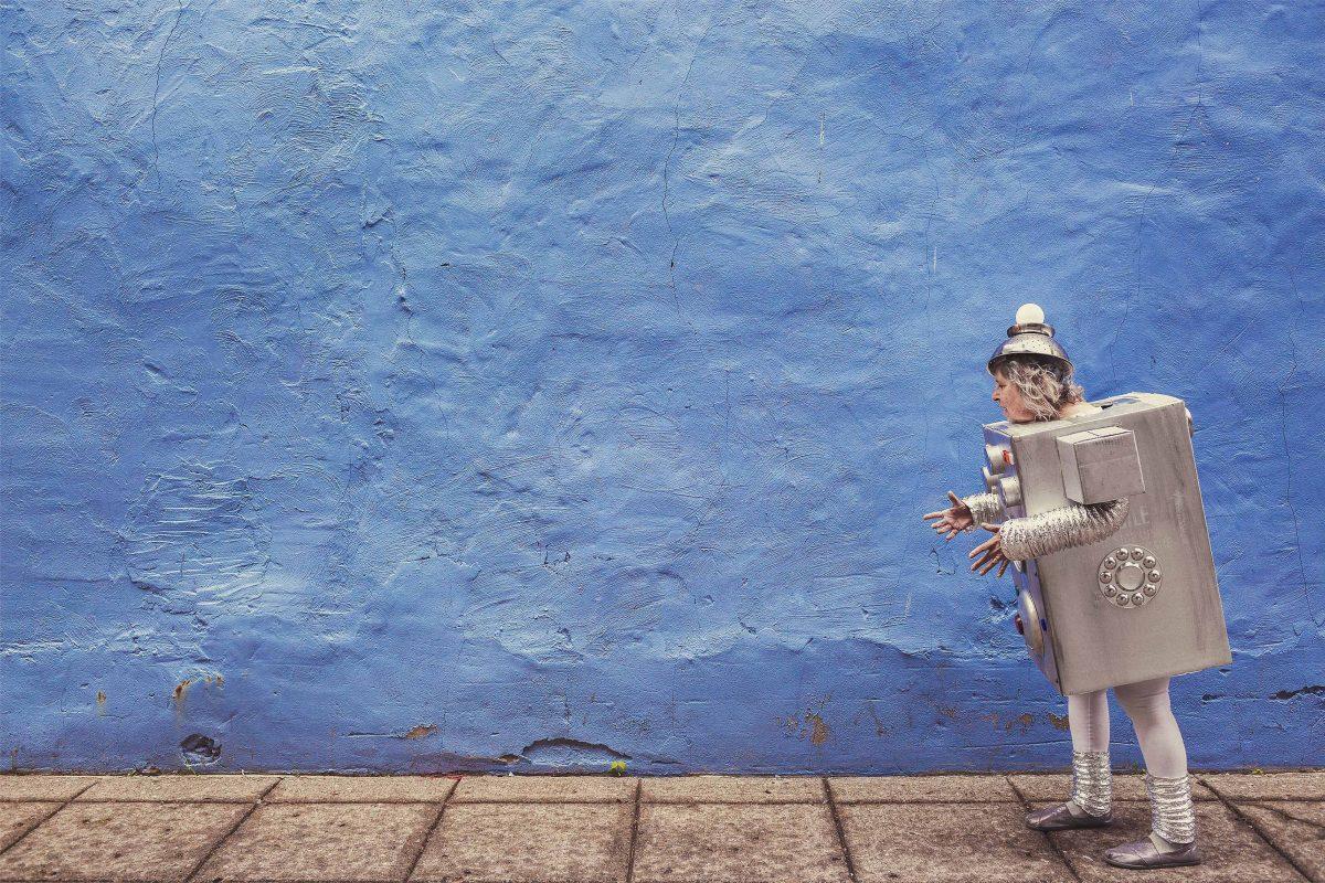 Robot Person